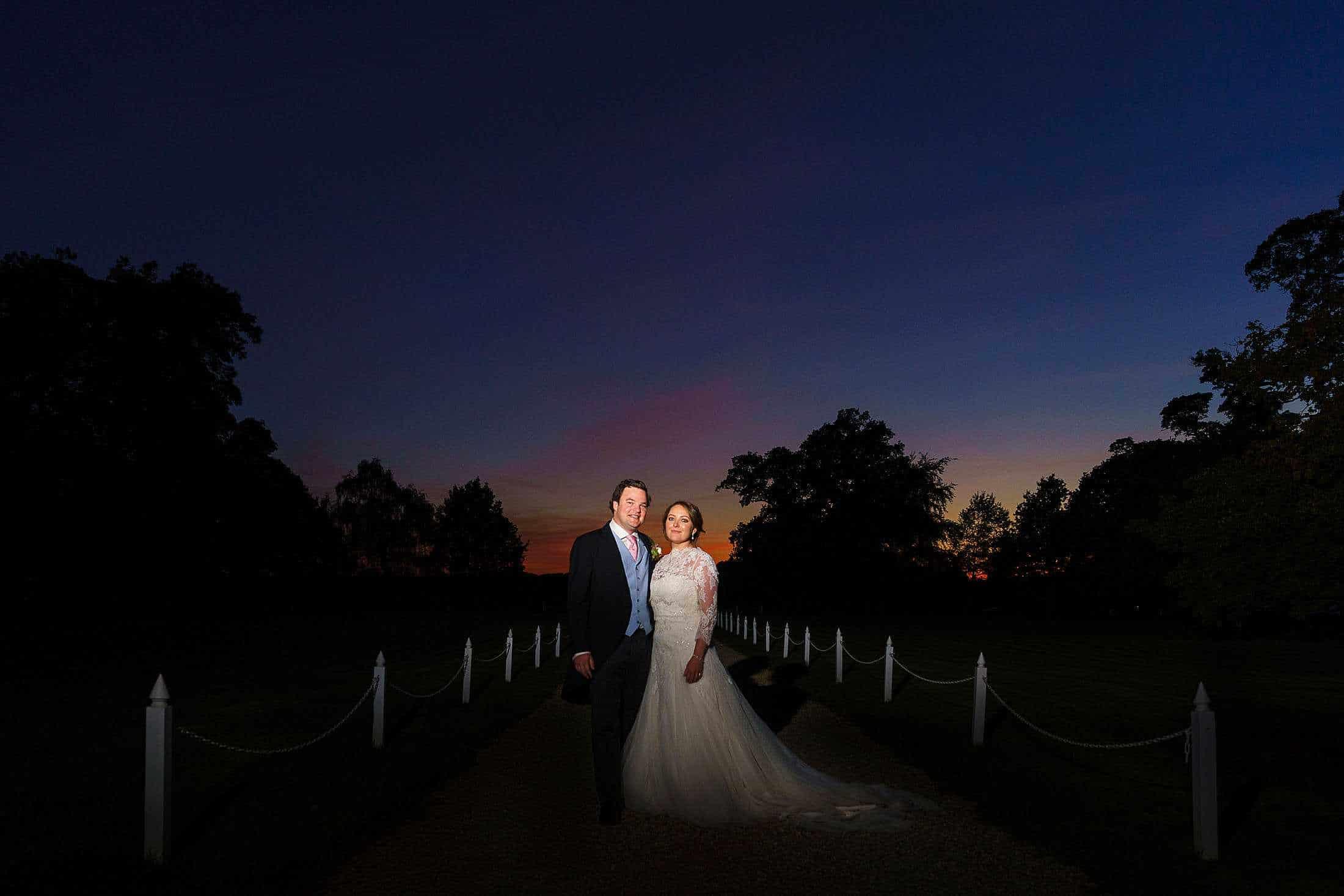 wedding photographer hintlesham hall