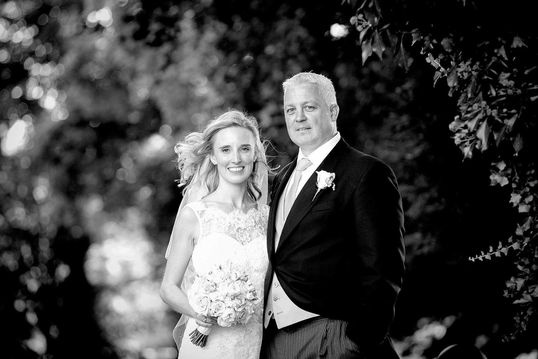 Hampshire wedding photography of Niki & Pete