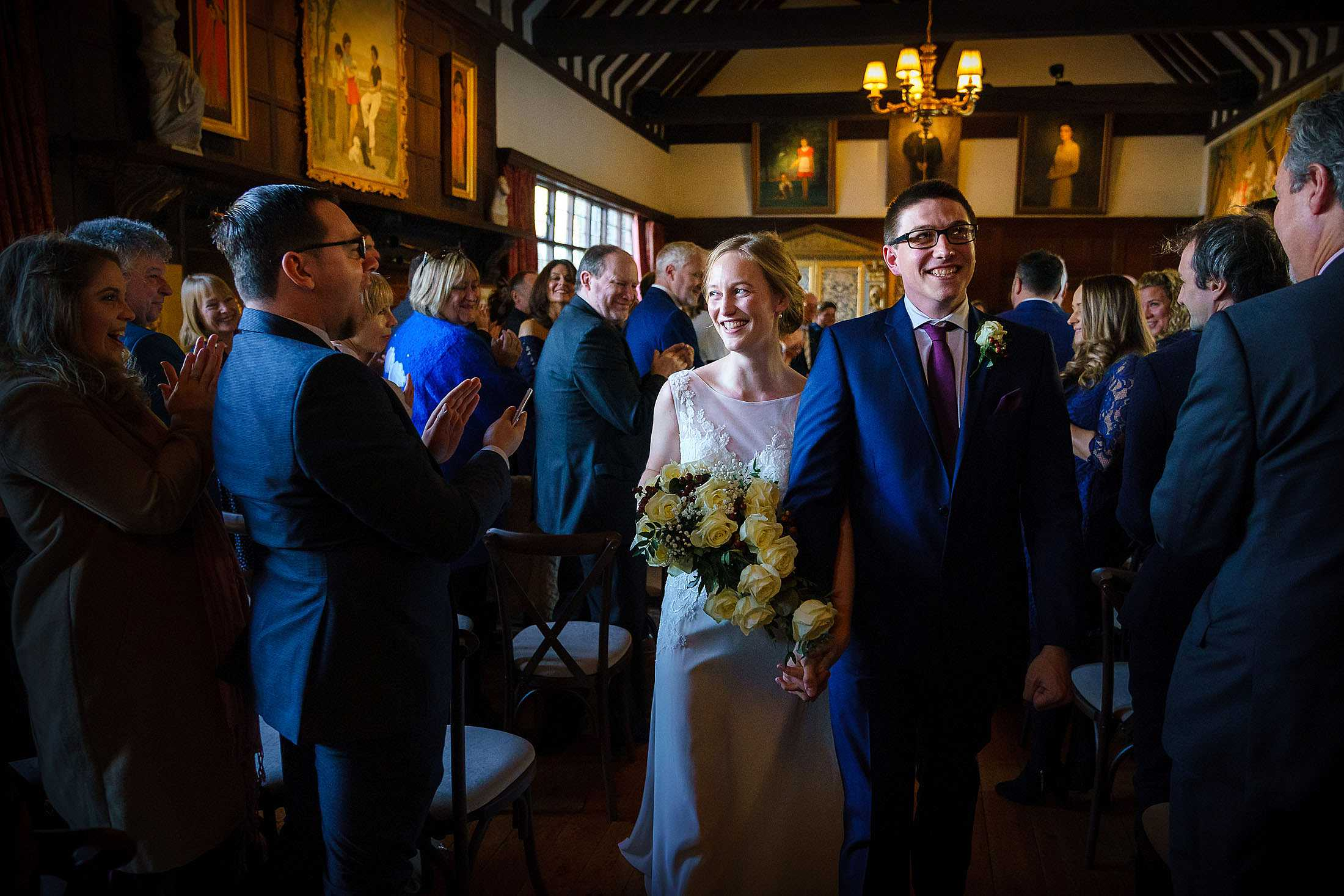 ramster hall wedding photos