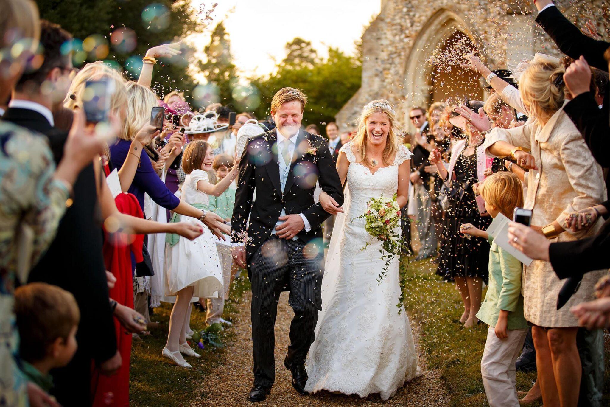 Suffolk marquee wedding of Sophie & Wigs