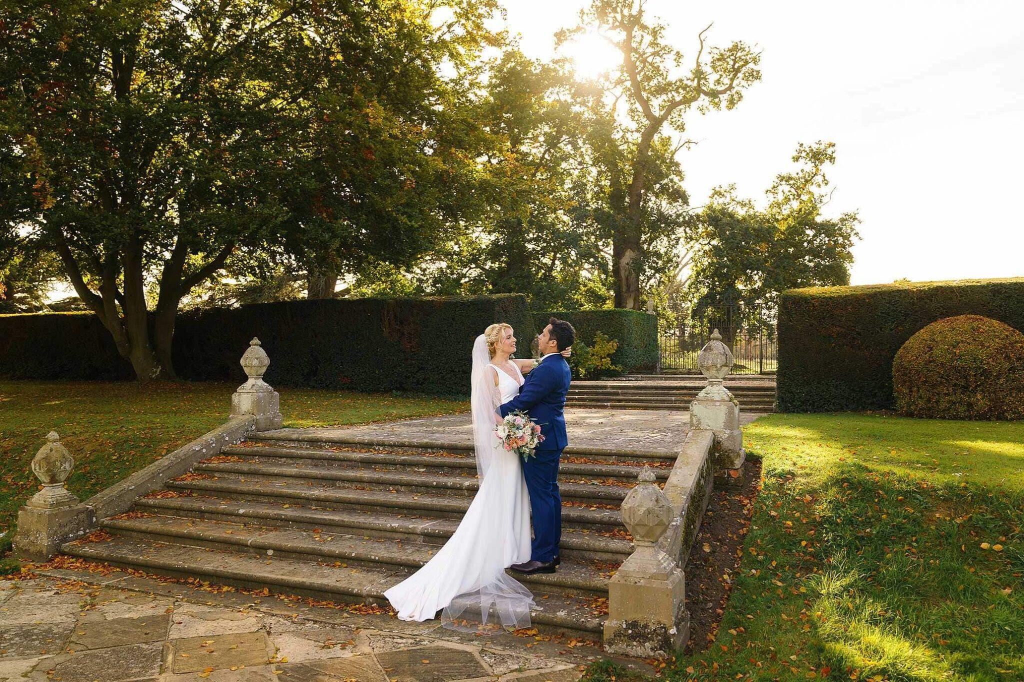 Hengrave Hall wedding