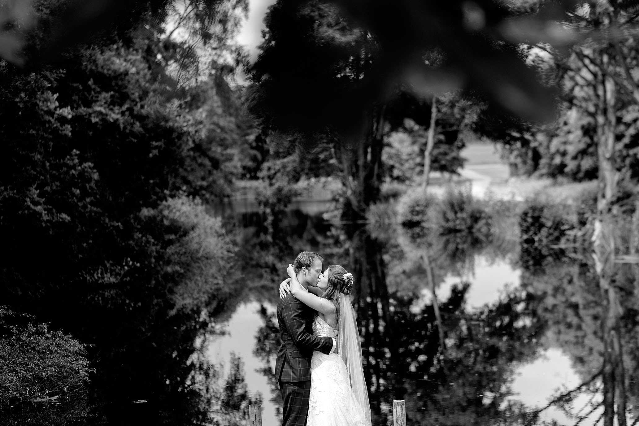 Shepherds Cottage wedding | Wantisden Valley