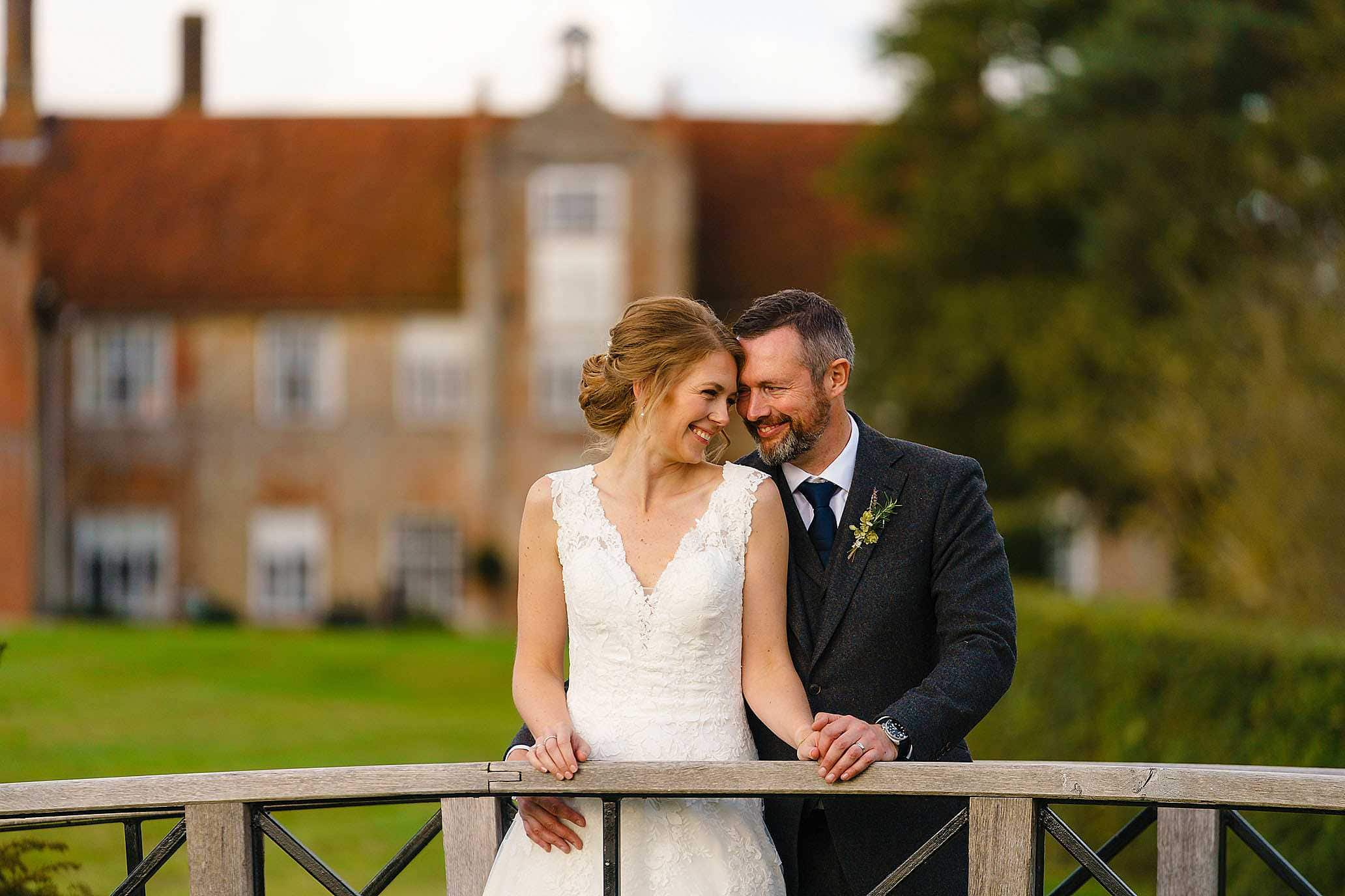 Bruisyard Hall wedding photography