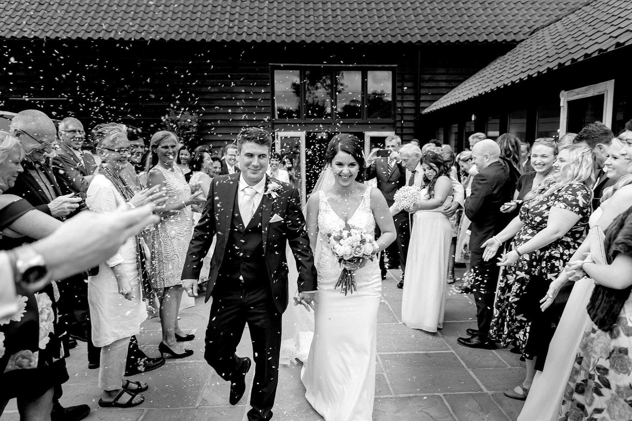 Bruisyard wedding photos of Natalia & Luke