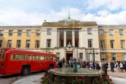 Wandsworth Town Hall wedding