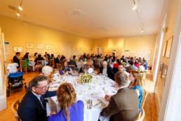 Cambridge Cottage wedding meal