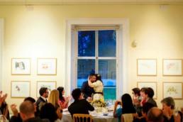 Cambridge Cottage wedding speeches
