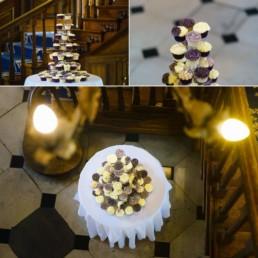 Gosfield Hall wedding cake