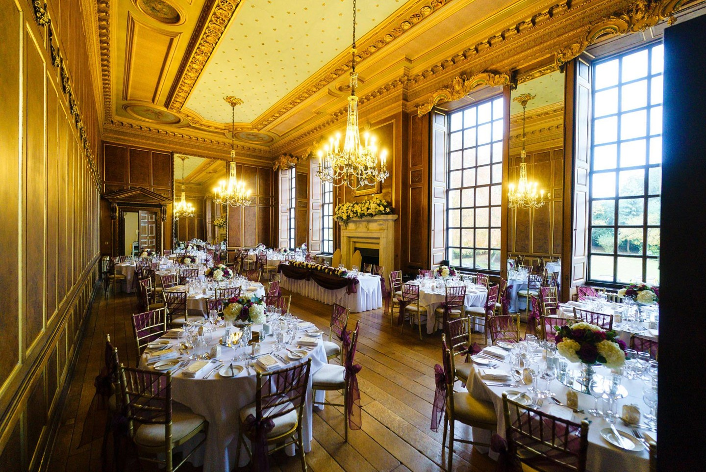 Ballroom Gosfield Hall