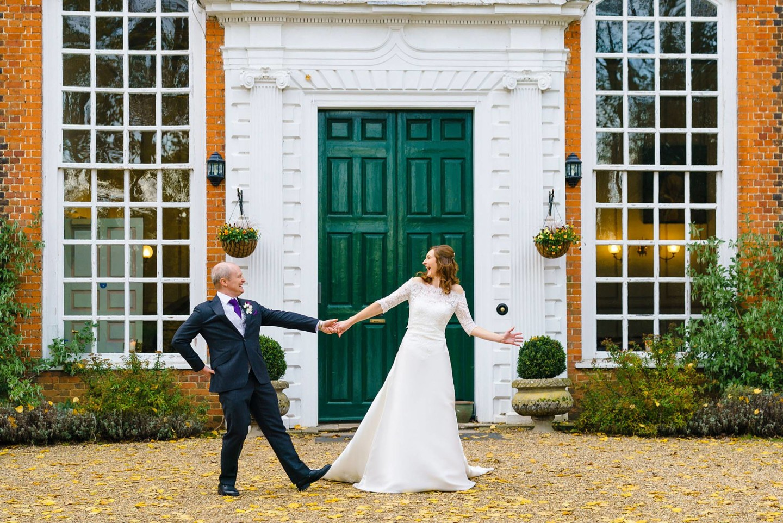best Gosfield Hall wedding photographer