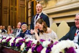 Gosfield wedding speeches