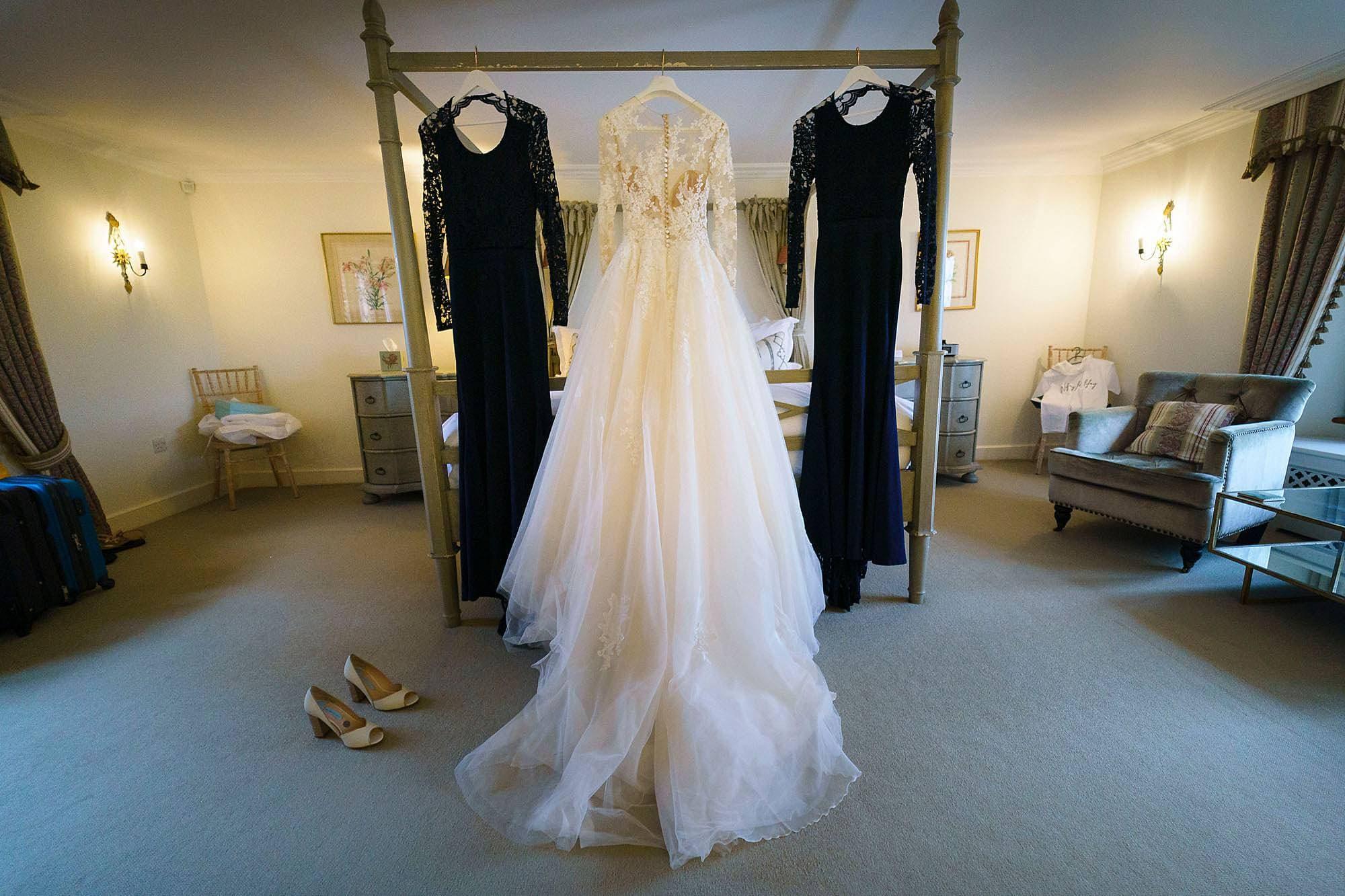 ely hall wedding dress
