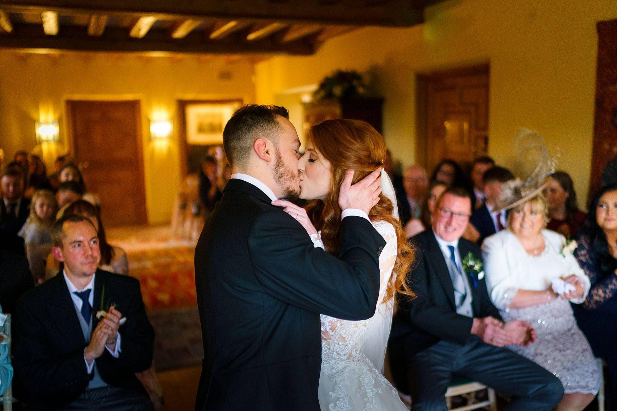 old hall ely wedding ceremony