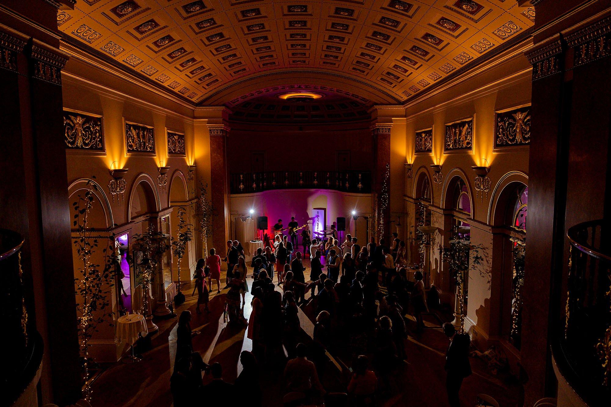 Lansdowne wedding photography first dance
