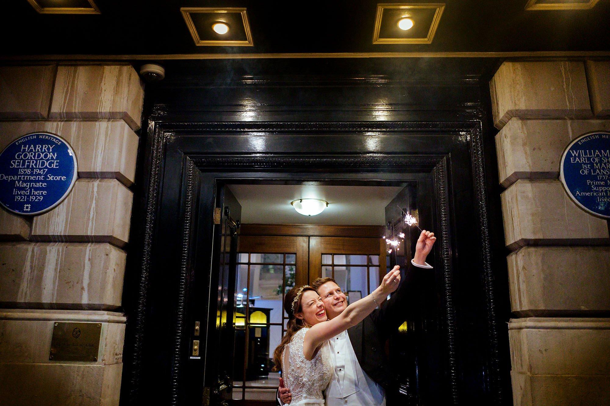 Lansdowne wedding photography