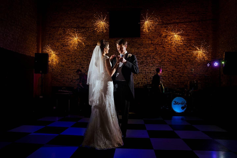 Granary Barns wedding