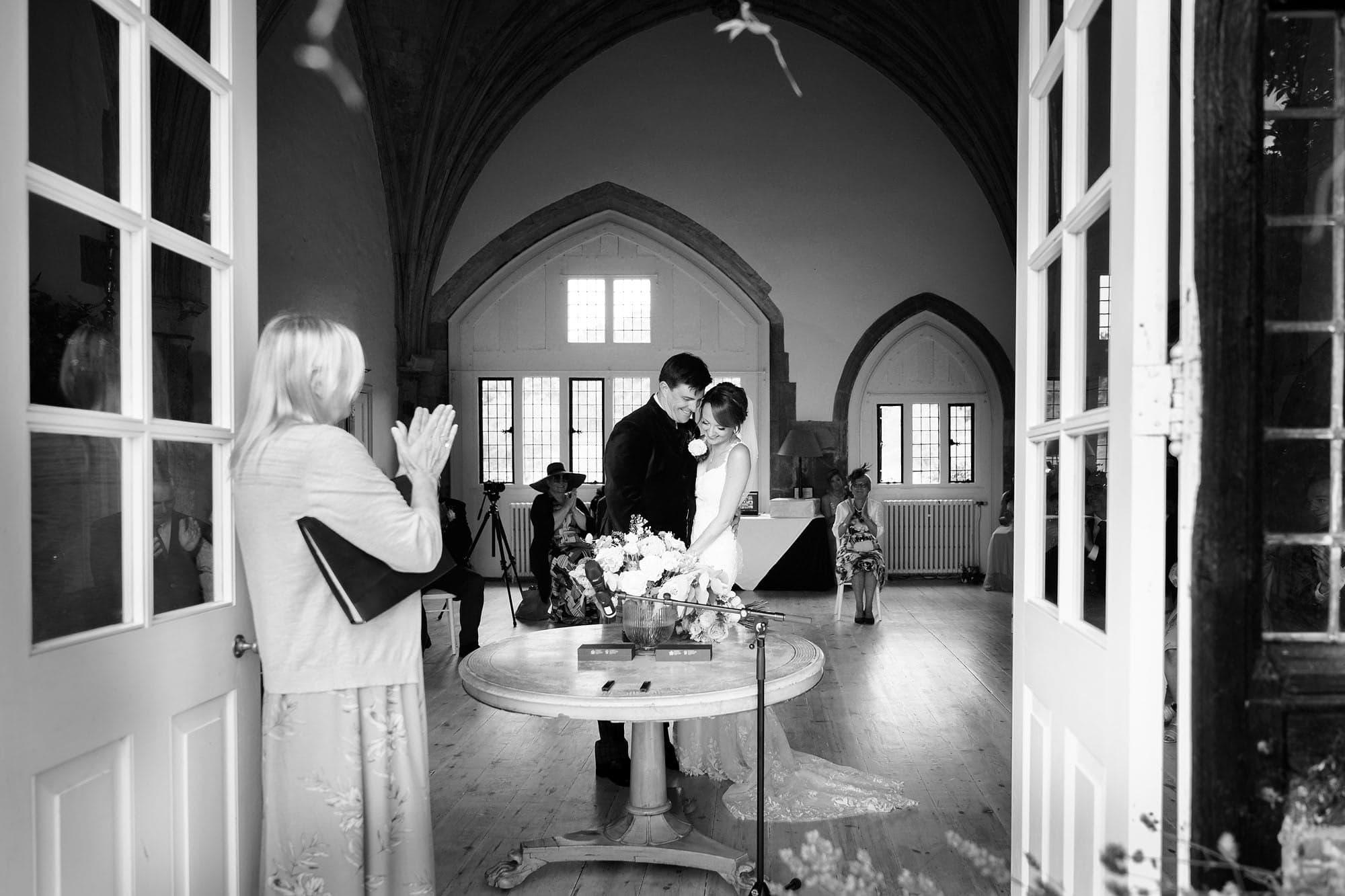 Butley Priory wedding photos