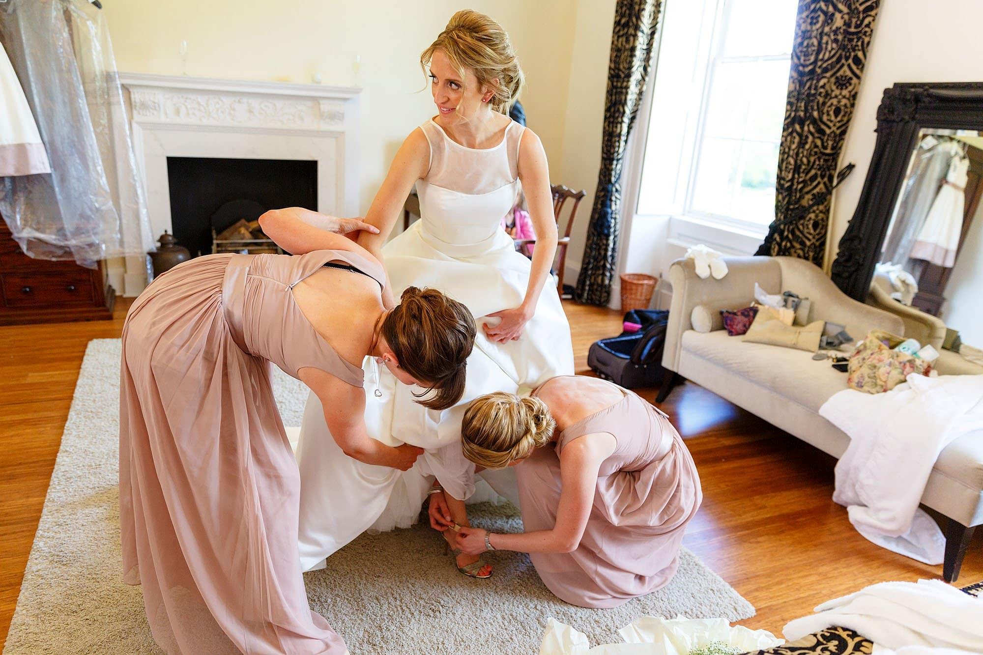 Botleys wedding photos