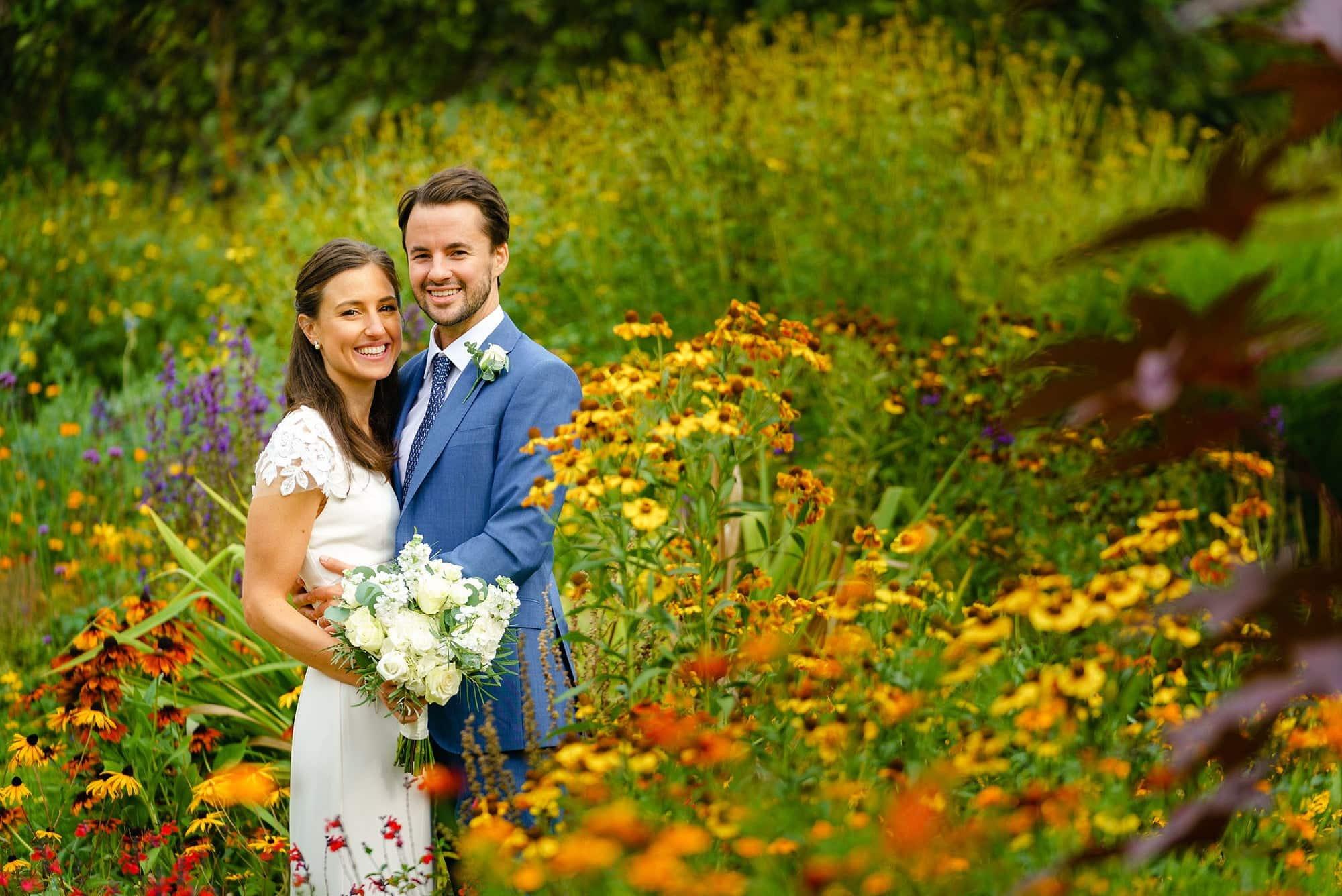 Loseley wedding photographer | Quinn & Tom