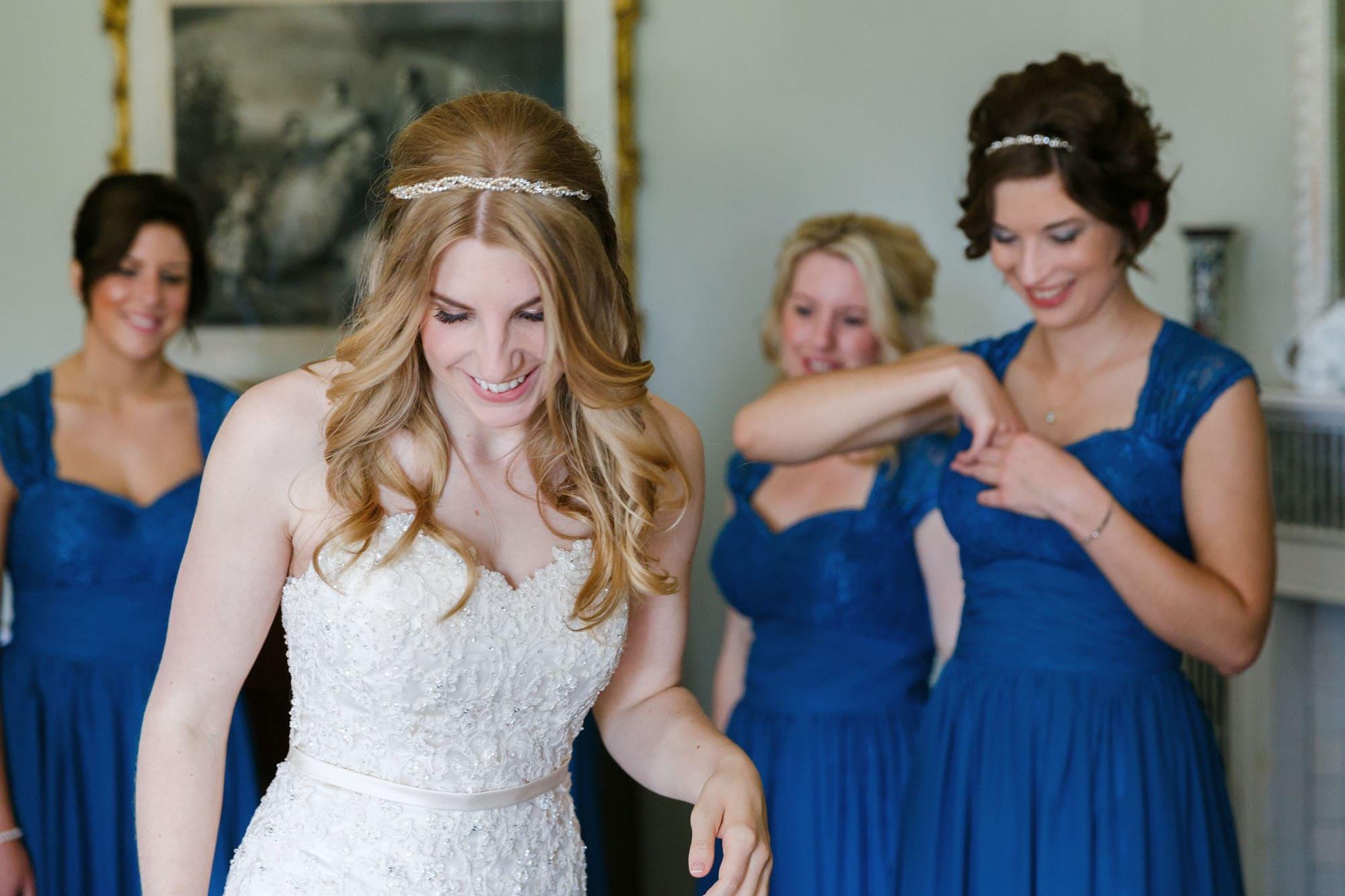 Somerleyton Hall wedding photographer