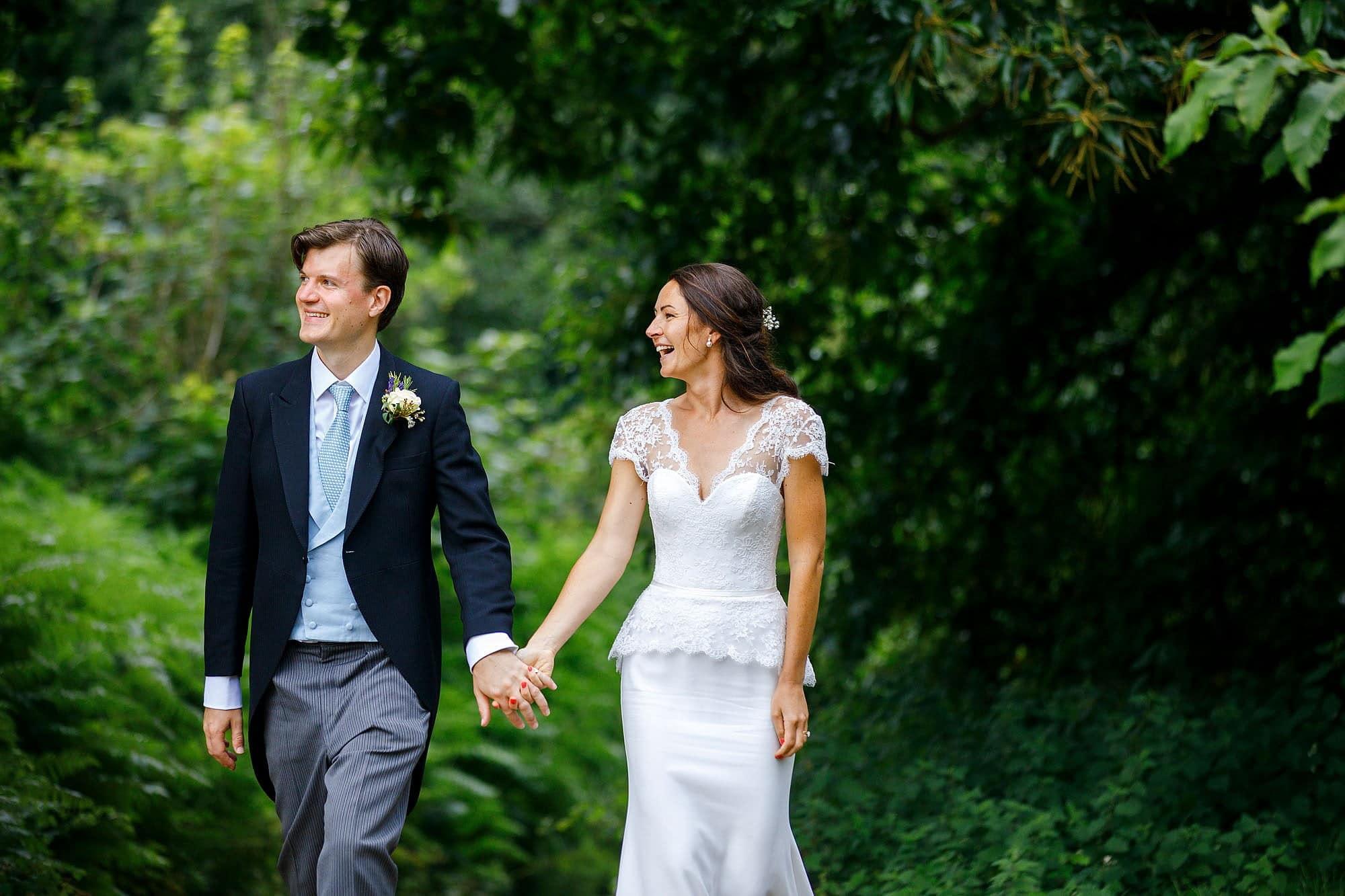 Tendring Estate wedding