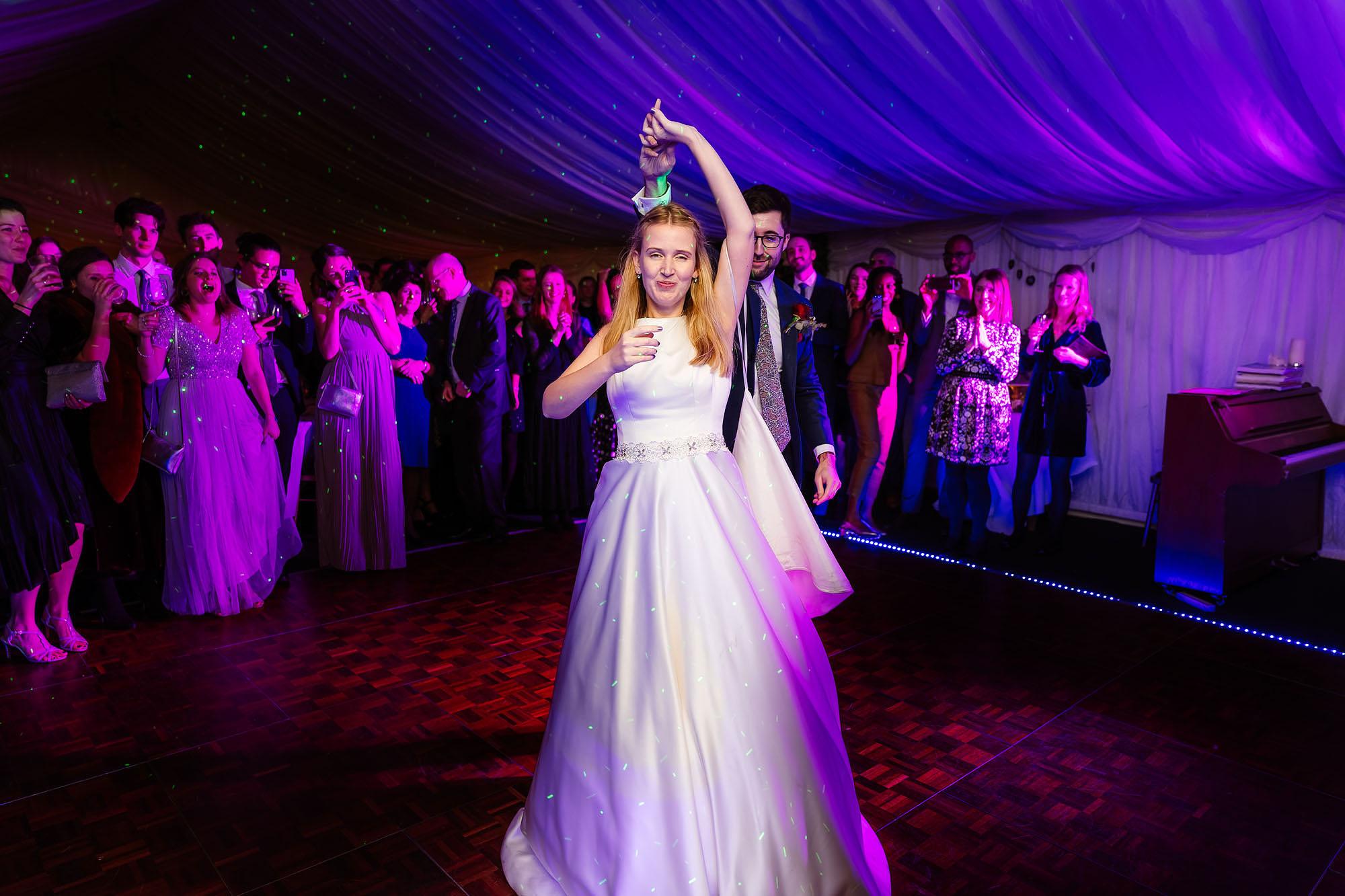 The Anchor Walberswick winter wedding