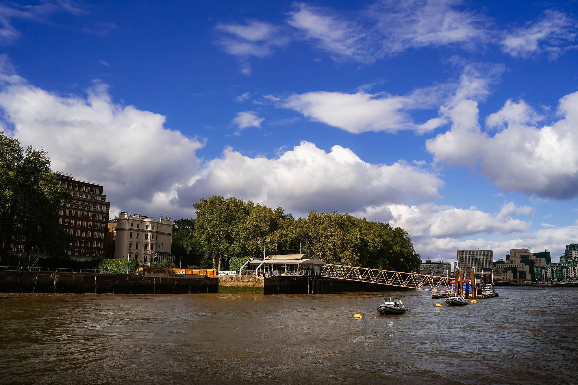 Westminster Boating Base