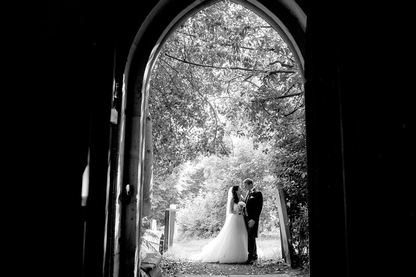 Durham Castle wedding photography of Lara and Simon